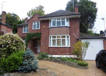 Thumbnail 4 bed detached house for sale in Southwoods, Yeovil