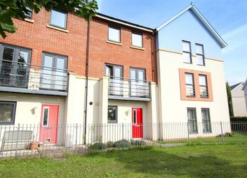 Thumbnail 4 bed town house for sale in Guillemot Road, Portishead, North Somerset