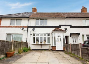 Thumbnail 2 bed terraced house for sale in Prestwood Road, Birmingham, West Midlands