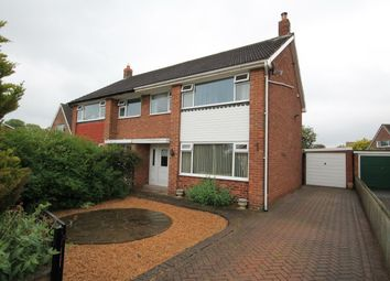 Thumbnail 3 bed semi-detached house for sale in Admirals Court, Sowerby, Thirsk