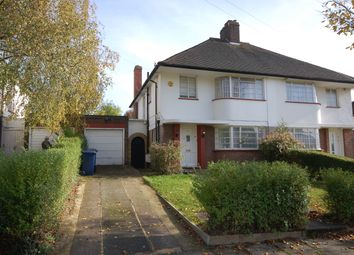 Thumbnail 3 bed semi-detached house to rent in Ludlow Way, Hampstead Garden Suburb