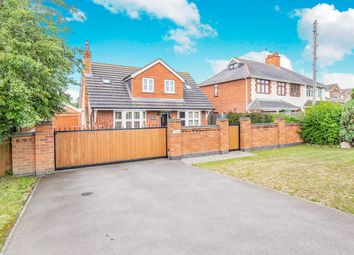 3 bed detached house for sale in Leicester Lane, Desford, Leicester LE9