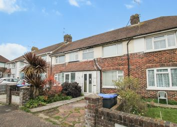 3 bed terraced house for sale in Northbrook Road, Broadwater, Worthing BN14