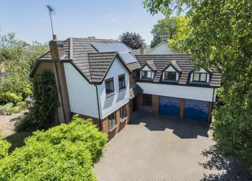 Thumbnail 5 bed detached house for sale in Fowlmere, Royston, Cambridgeshire