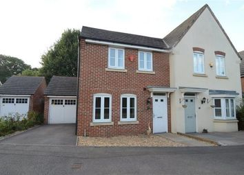 Thumbnail 3 bed semi-detached house for sale in Goddards Close, Farnborough, Hampshire