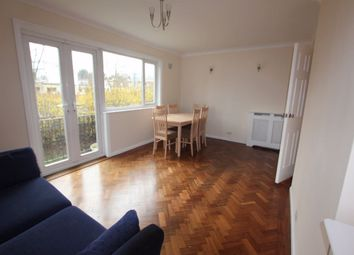 Thumbnail 3 bed flat to rent in Great North Way, London