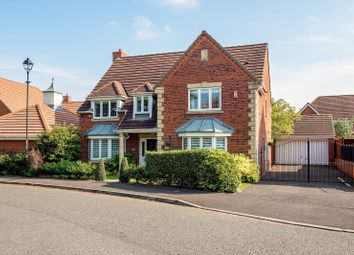 Thumbnail 5 bed detached house for sale in Bucklow Gardens, Lymm