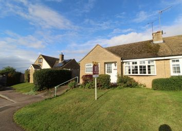 Thumbnail 2 bed semi-detached bungalow for sale in Manor Park, Claydon, Banbury