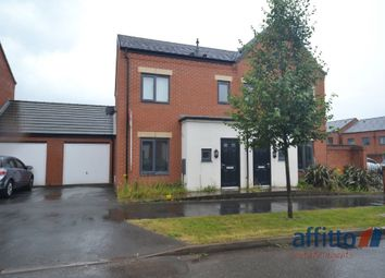 Thumbnail 3 bedroom terraced house to rent in Turnhouse Crescent, Wolverhampton
