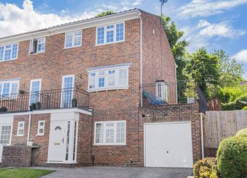 Thumbnail 4 bed end terrace house for sale in Hillview Close, Purley