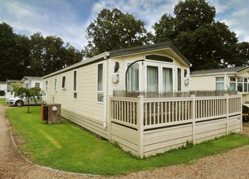Thumbnail 2 bedroom mobile/park home for sale in Pine Drive, Carlton Manor, Chapel Road