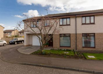 Thumbnail 5 bed semi-detached house for sale in Cameron Toll Gardens, Edinburgh
