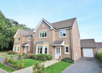 Thumbnail 4 bedroom detached house for sale in Crosstrees, Allotment Road, Sarisbury Green, Southampton