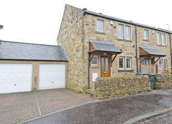 Thumbnail 3 bed terraced house to rent in Yorke Rise, Hellifield, Skipton