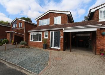 Thumbnail 3 bed detached house for sale in Willoughby Close, Great Barford, Bedford