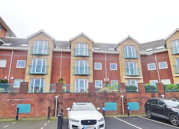 Thumbnail 2 bed flat for sale in Pocketts Wharf, Swansea