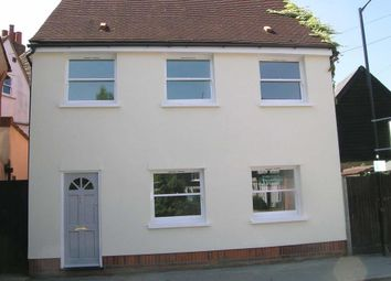 Thumbnail 2 bed detached house to rent in Church Street, Ware