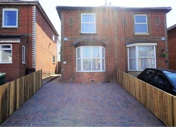 Thumbnail 3 bedroom semi-detached house for sale in Weston Grove Road, Woolston