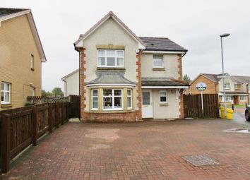 Thumbnail 3 bed detached house for sale in Thorntree Drive, Coatbridge