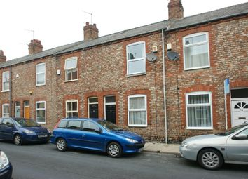 Thumbnail 2 bedroom terraced house for sale in Ashville Street, York