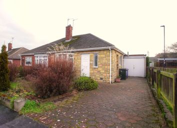 Thumbnail 2 bed semi-detached bungalow for sale in Brendale Avenue, Westerhope, Newcastle Upon Tyne