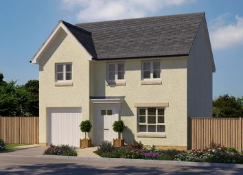 "Thumbnail 4 bed detached house for sale in ""Invercauld"" at Kirkton North, Livingston"