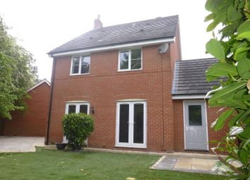 Thumbnail 4 bed detached house for sale in Church Walk, Chasetown, Burntwood
