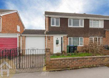 Thumbnail 3 bedroom semi-detached house for sale in Gainsborough Avenue, Royal Wootton Bassett, Swindon