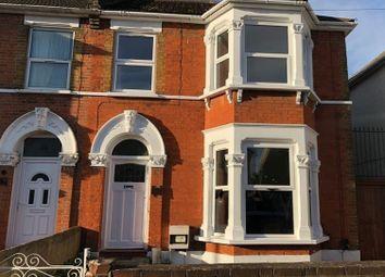 Thumbnail 4 bed terraced house to rent in Hazeldene Road, Redbridge, Ilford