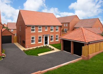 "Thumbnail 4 bed detached house for sale in ""Chelworth"" at Yafforth Road, Northallerton"
