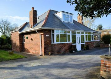 Thumbnail 3 bed detached bungalow for sale in Doncaster Road, Brayton