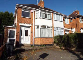 Thumbnail 3 bed semi-detached house for sale in Rockford Road, Birmingham, West Midlands