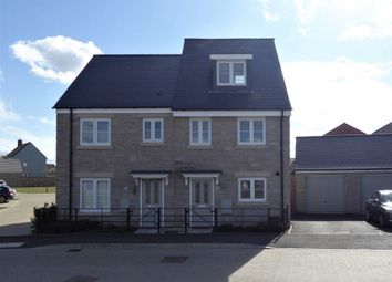 Thumbnail 3 bed property to rent in Quarry Field, Purton, Swindon