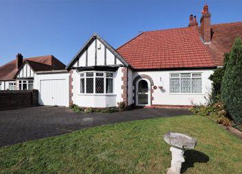 Thumbnail 3 bed semi-detached bungalow for sale in Laurel Grove, Wolverhampton