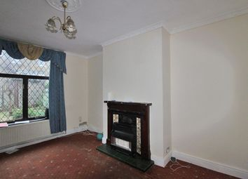 Thumbnail 2 bedroom terraced house for sale in Crosland Street, Huddersfield