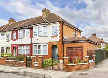 Thumbnail 3 bed terraced house for sale in Cavendish Road, Edmonton