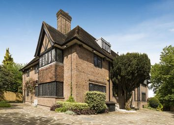 Thumbnail 7 bedroom detached house for sale in Winnington Road, Hampstead Garden Suburb