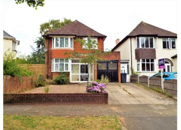 3 bed detached house for sale in The Hurst, Birmingham B13
