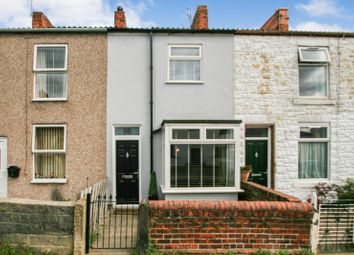 Thumbnail 2 bed terraced house for sale in South Street North, New Whittington, Derbyshire
