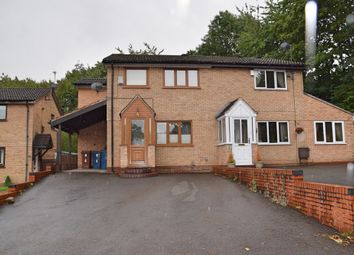 Thumbnail 3 bed semi-detached house for sale in Lincoln Meadows, Stafford