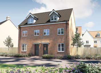 "Thumbnail 3 bedroom semi-detached house for sale in ""The Chastleton"" at Deardon Way, Shinfield, Reading"