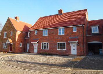 Thumbnail 3 bedroom terraced house for sale in Common Road, Snettisham, King's Lynn