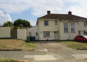 Thumbnail 3 bed semi-detached house for sale in St. Johns Avenue, Sittingbourne