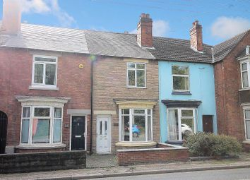 Thumbnail 3 bed terraced house for sale in Lichfield Street, Fazeley, Tamworth