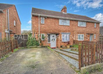 Thumbnail 3 bedroom semi-detached house for sale in Manor Road, Sudbury