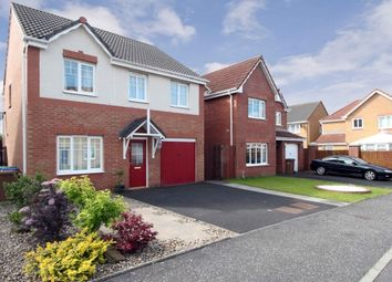 Thumbnail 3 bed detached house for sale in Eardley Crescent, Dunfermline, Fife