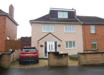 Thumbnail 3 bedroom semi-detached house for sale in Bantry Road, Knowle, Bristol