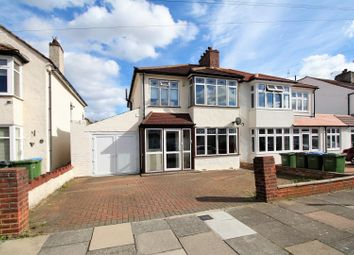 Thumbnail 3 bed semi-detached house for sale in Clayfarm Road, London