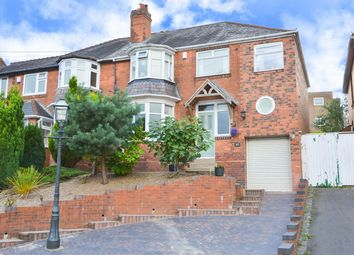 Thumbnail 4 bed semi-detached house for sale in Woodbourne Road, Bearwood