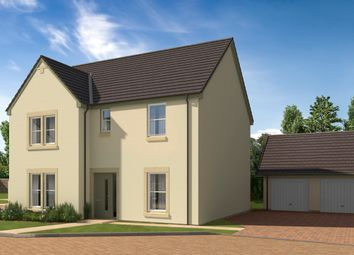 Thumbnail 5 bedroom detached house for sale in Cawburn Road, Uphall Station